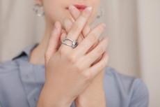 Joidart Tramuntana Silver Ring