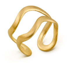 Joidart Meandres Gold Ring Size 7