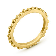 Joidart Constellation Gold Ring Size 9