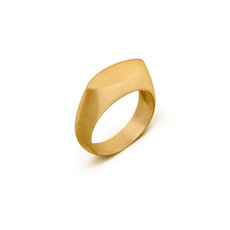 Joidart Captard Gold Ring Size 7