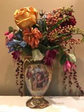 Michal Negrin La Fleur Porcelain Vase