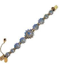 Michal Negrin Blue Sparkel Sun Bracelet