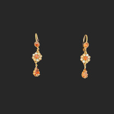 Michal negrin Once Upon A Time Tear Drop Earrings
