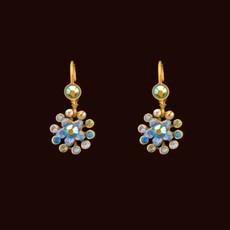 Michal Negrin Blue Sky Earrings
