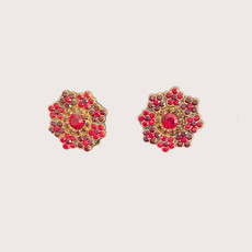 Michal Negrin Sugar Rush Clip on Earrings