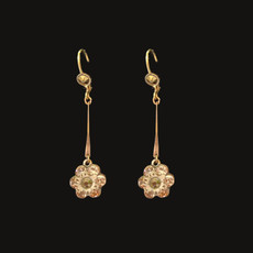 Michal Negrin Bright Day Treasures French Wire Earrings