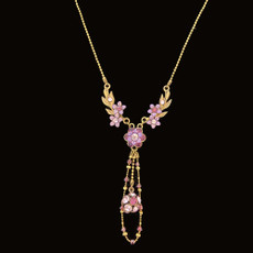 Michal Negrin Ball Disco Necklace