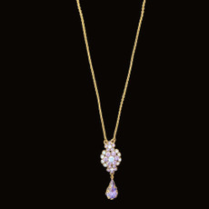 Michal Negrin Free Mind Purple Necklace