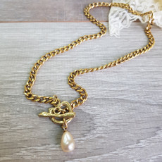 Anat Stay Young Gold Necklace