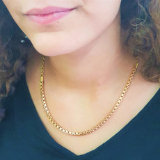 Anat Chain Reaction Necklace