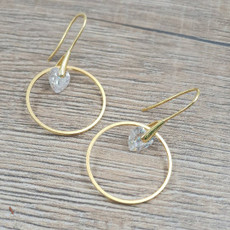 Anat Angel Earrings