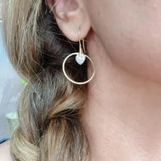 Anat Angel Earrings