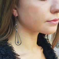 Anat Interstellar Earrings