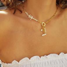 Anat Twist It Necklace
