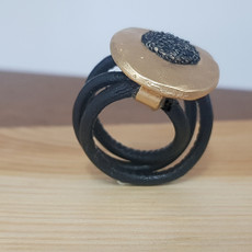 Anat Live in the Moment Ring