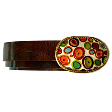 Iris Designs Gods Eye Belt Buckle