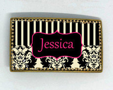 Iris Designs Bold and Beautiful Belt Buckle
