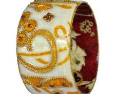 Iris Designs Infinite Gold Bracelet