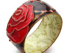 Iris Designs Simply Elegant Bangle