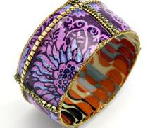 Iris Designs Wonderland Bangle