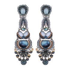 Ayala Bar Blue Velvet She Shine Earrings
