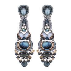 Ayala Bar Blue Velvet She Shine Earrings