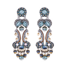 Ayala Bar Blue Velvet Alter Ego Earrings