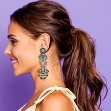 Ayala Bar Blue Velvet Alter Ego Earrings