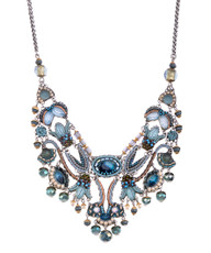 Ayala Bar Blue Velvet Always a Good Time Necklace