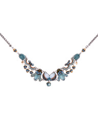 Ayala Bar Blue Velvet Amazing Evening Necklace