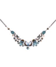 Ayala Bar Blue Velvet Amazing Evening Necklace
