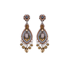Ayala Bar Cinnamon Creek Fall Evening Earrings