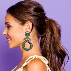 Ayala Bar Magical Mystery Team Royals Earrings