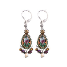Ayala Bar Magical Mystery Feeling Alive Earrings