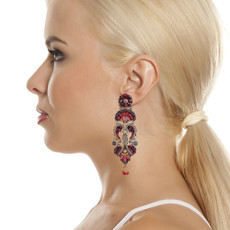 Ayala Bar Ruby Love What They Want Earrings