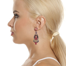 Ayala Bar Ruby Love Do You Know Me? Earrings