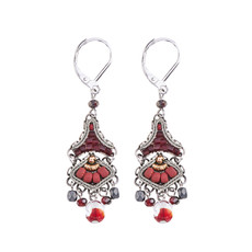 Ayala Bar Ruby Love Take Me Out Earrings