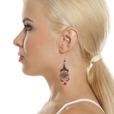 Ayala Bar Ruby Love Take Me Out Earrings