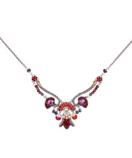 Ayala Bar Ruby Love Red Red Wine Necklace
