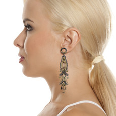 Ayala Bar Autumn Hide Away Earrings