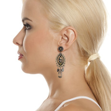 Ayala Bar Autumn Twisted Up Earrings
