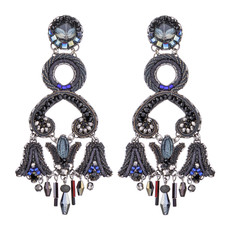 Ayala Bar Ethereal Spirit Wandering Eyes Earrings
