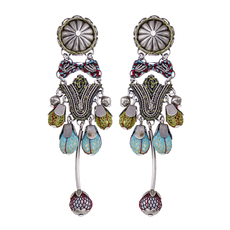Ayala Bar Cloud Nine Play with Florals Earrings