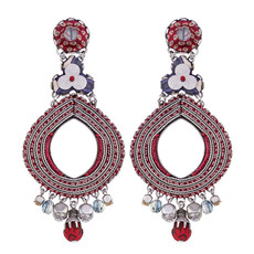 Ayala Bar Red Rock Love on the Weekend Earrings