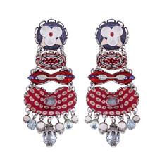 Ayala Bar Red Rock Honeymoon Earrings