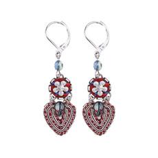 Ayala Bar Red Rock Romance in the Air Earrings