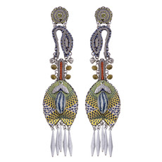 Ayala Bar Butterfly Wings Good Morning Earrings