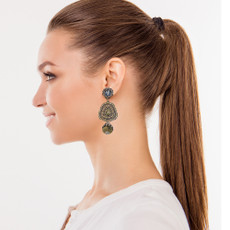 Ayala Bar Butterfly Wings Infinite Happiness Earrings