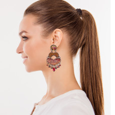 Ayala Bar Soul Fire Imagination Earrings