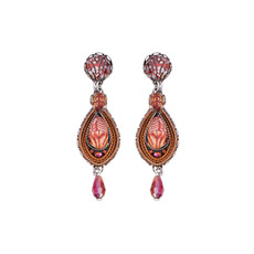 Ayala Bar Soul Fire Fireplace Earrings
